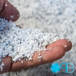 6000 litres, 5m3 de billes et poussières de polystyrène recyclé pour béton