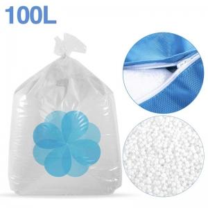 100 litres de billes de polystyrène recyclé pour pouf