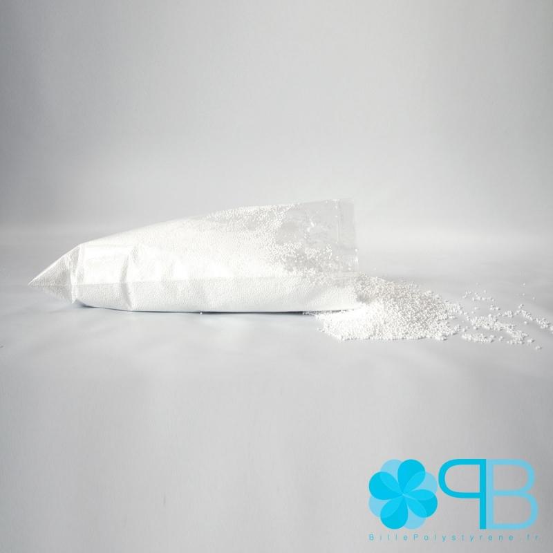 1000 litres de billes de polystyrène recyclé pour pouf