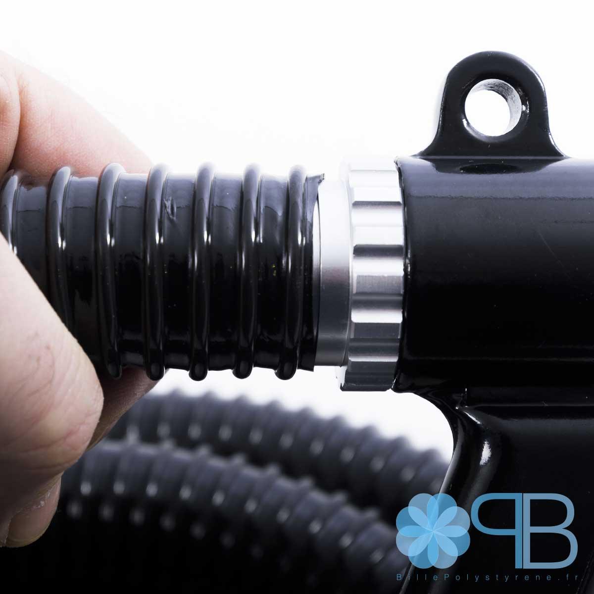 kit souffleur injecteur pour billes de polystyrène